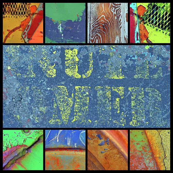Wall Art - Photograph - Urban Colours 7 by Tara Turner