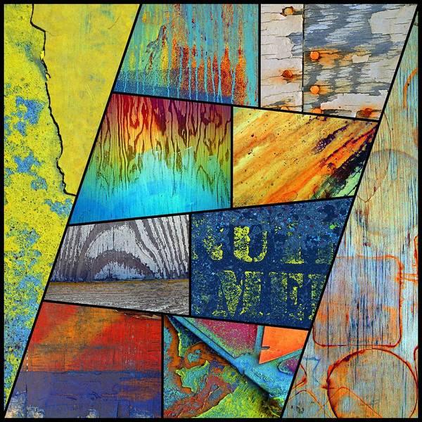 Wall Art - Photograph - Urban Colours 9 by Tara Turner