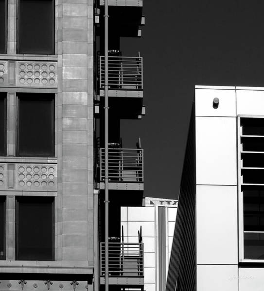Photograph - Urban Contrasts by Steven Milner