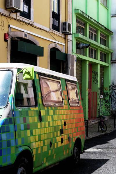 Photograph - Urban Feng Shui  by Lorraine Devon Wilke