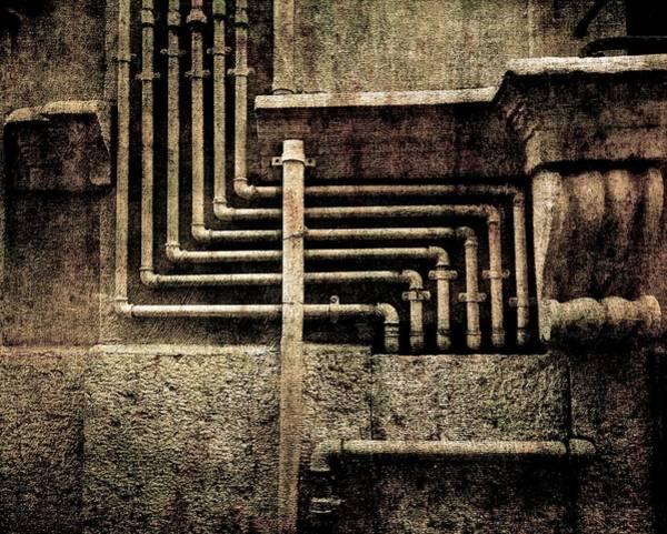 Photograph - Urban Geometries by Vittorio Chiampan