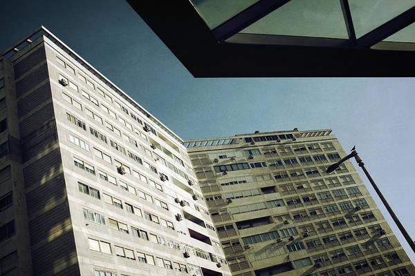 Wall Art - Photograph - Urban Geometry by Carlos Caetano