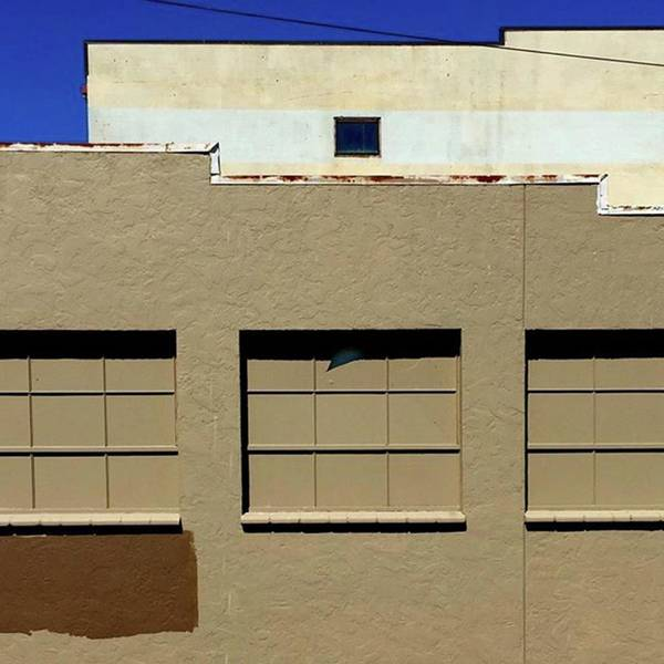 Minimalism Photograph - Urban Geometry. #geometric by Ginger Oppenheimer