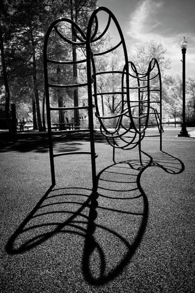 Photograph - Urban Jungle Black And White by Luke Moore
