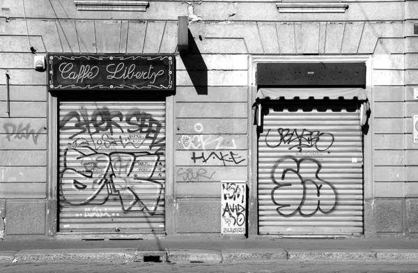 Wall Art - Photograph - Urban Nothing by Valentino Visentini