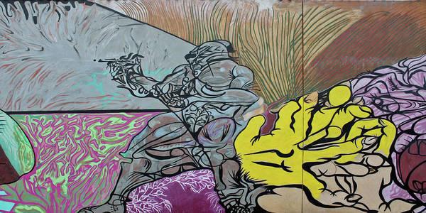Ranchera Wall Art - Digital Art - Urban Tragedy by Jimmy Longoria