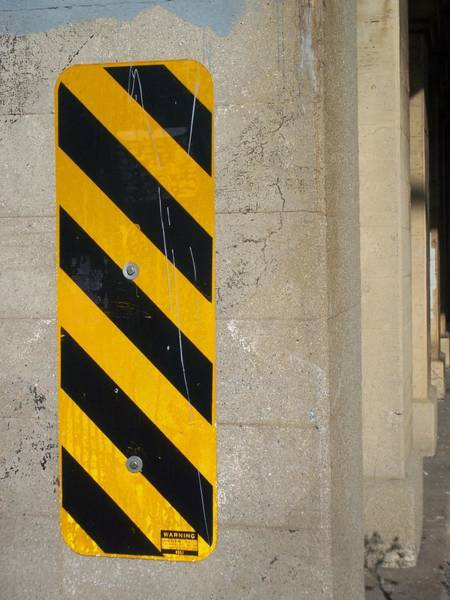 Photograph - Urban Signs 1 by Anita Burgermeister