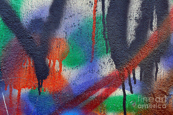 Mixed Media - Urban Wall Art 3 by Dt