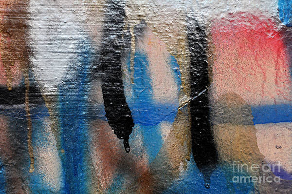 Mixed Media - Urban Wall Art 5 by Dt