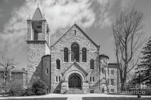 Photograph - Ursinus College Bomberger Hall by University Icons