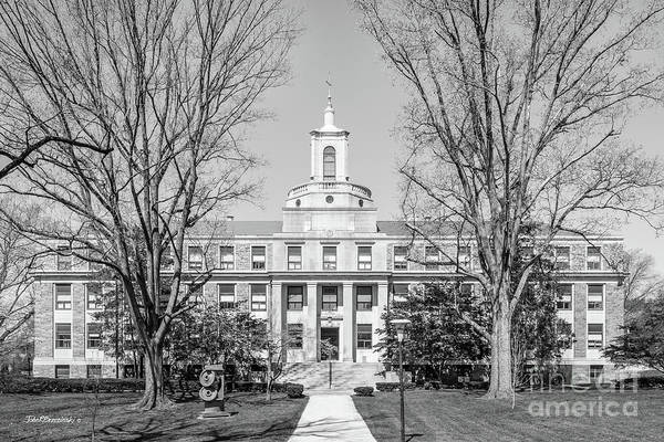 Wall Art - Photograph - Ursinus College Pfahler Hall by University Icons
