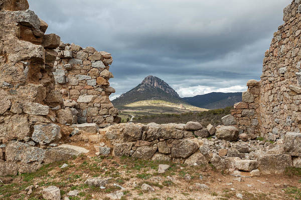 Photograph - Urzulei Mountains by Daniele Fanni