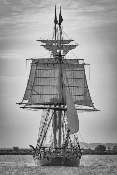 Photograph - U.s. Brig Niagara 11517 by Guy Whiteley