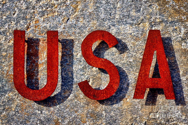 Wall Art - Photograph - USA by Olivier Le Queinec