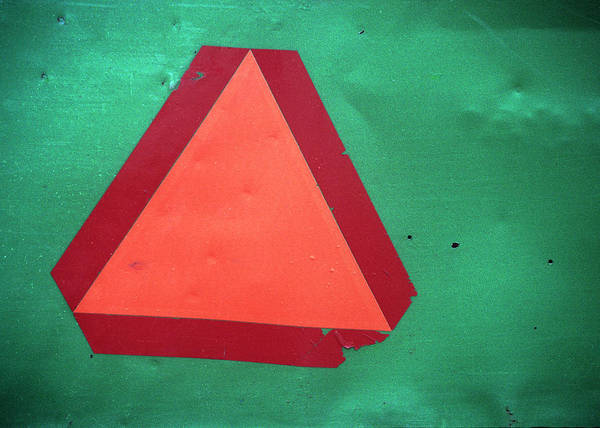 Photograph - Use Caution by Kenneth Campbell