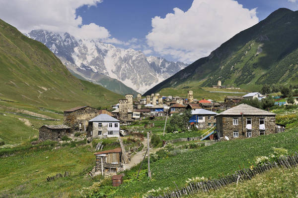 Photograph - Ushguli by Ivan Slosar