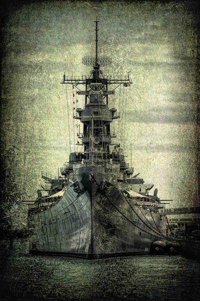 Uss Arizona Wall Art - Photograph - Uss Missouri Art by Mike Burgquist