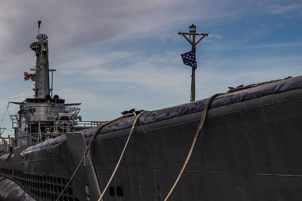 383 Photograph - Uss Pampanito  by Marnie Patchett