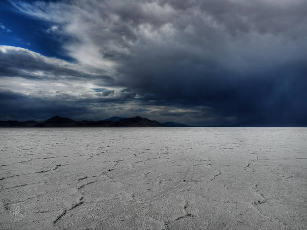 Photograph - Utah - Bonneville Salt Flats 002 by Lance Vaughn