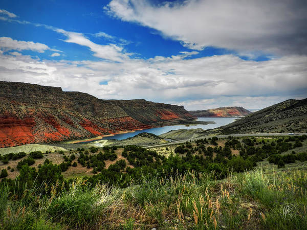 Photograph - Utah - Flaming Gorge 001 by Lance Vaughn