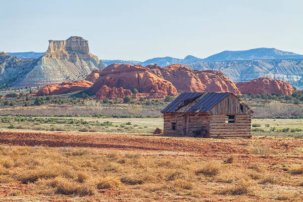 Photograph - Utah Homestead by James BO Insogna