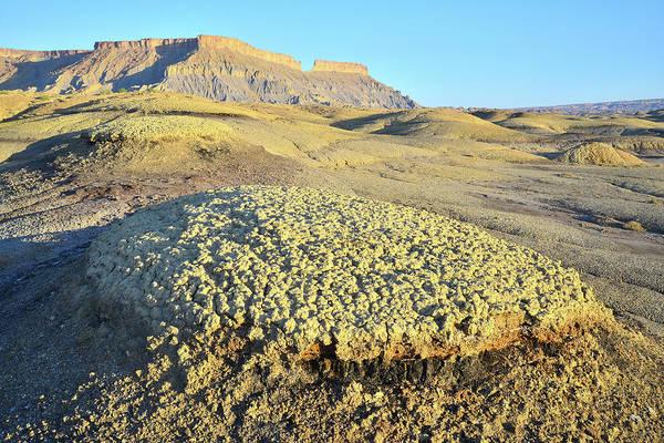 Photograph - Utah's Luna Mesa by Ray Mathis
