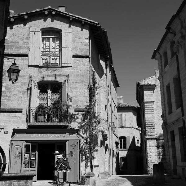 Photograph - Uzes 1b by Andrew Fare