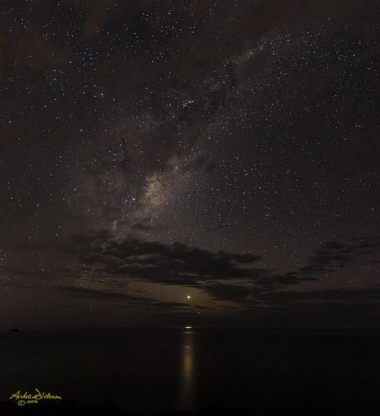 Encounter Bay Photograph - V E N U S - R I S I N G by Andrew Dickman