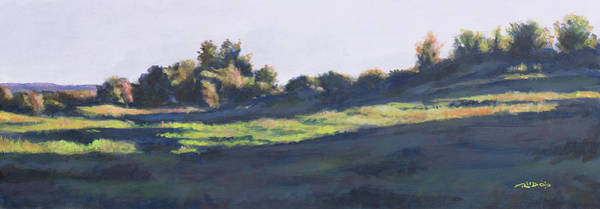 Painting - Vaal Riverbank by Christopher Reid