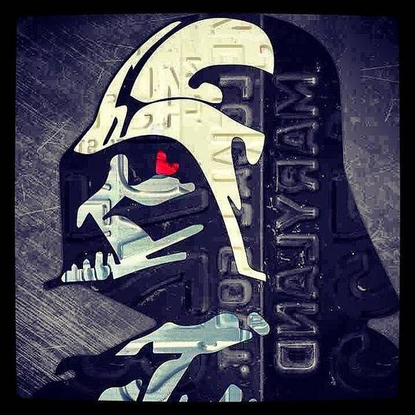 Wall Art - Photograph - vader's Here. On This Moon. I've by Design Turnpike
