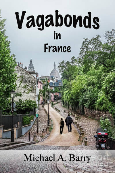 Wall Art - Photograph - Vagabonds In France Book Cover by Liesl Walsh