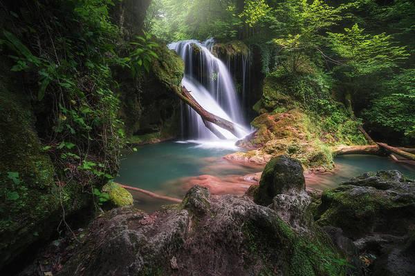 Wall Art - Photograph - Vaioaga Waterfall 2 by Adrian Malanca