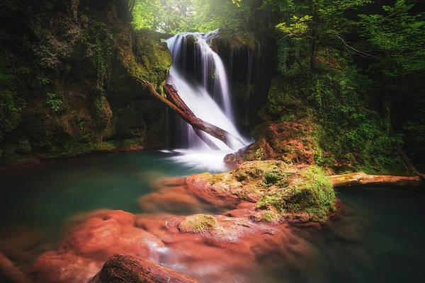 Wall Art - Photograph - Vaioaga Waterfall 3 by Adrian Malanca