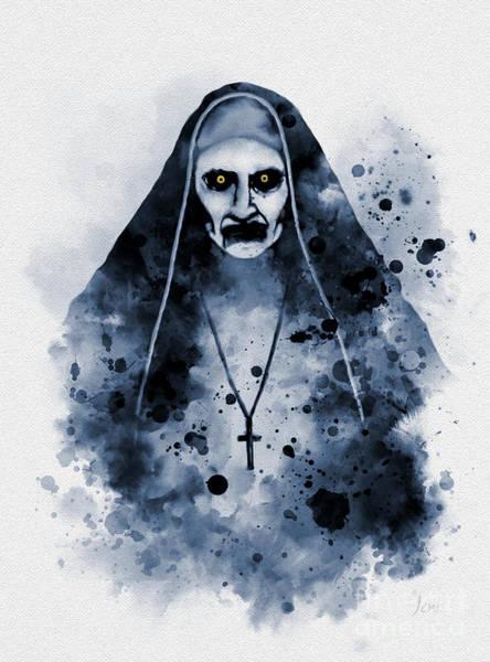 Catholic Mixed Media - Valak by My Inspiration