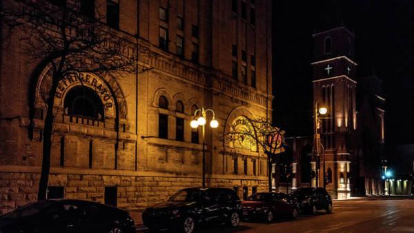 Photograph - Valentin Blatz Brewing Company Office Building by Randy Scherkenbach