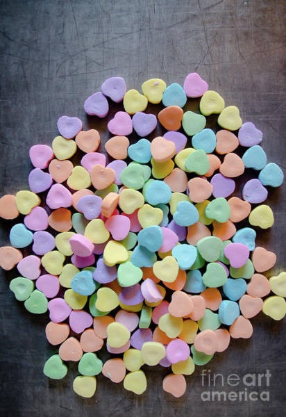 Photograph - Valentine Candies by Andrea Anderegg