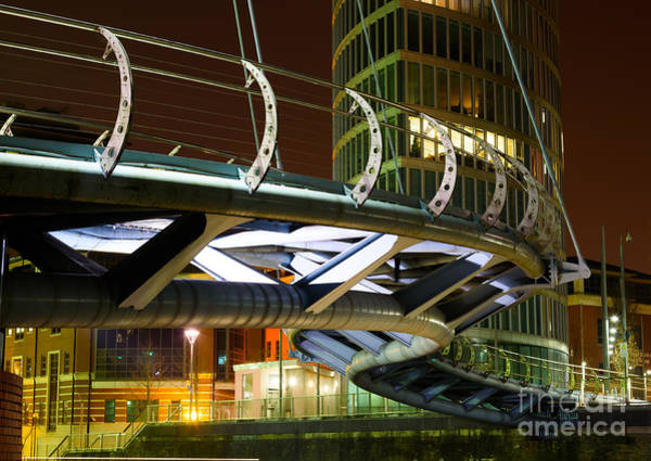 Photograph - Valentines Bridge, Bristol by Colin Rayner