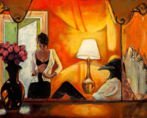 Painting - Valentine's Day by Jason Reinhardt