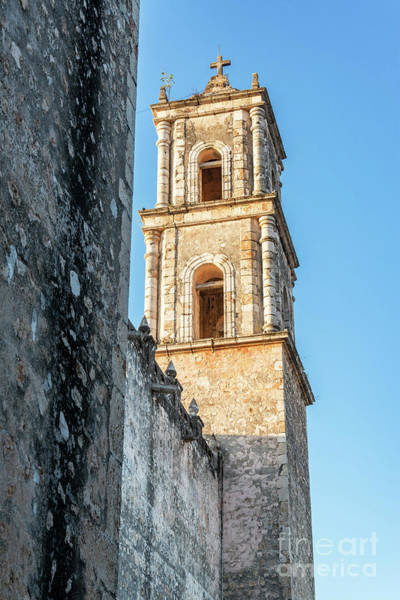 Wall Art - Photograph - Valladolid Cathedral Spire by Jess Kraft