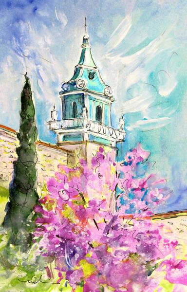 Painting - Valldemossa 04 by Miki De Goodaboom