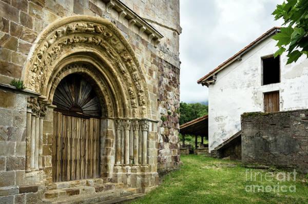 Wall Art - Photograph - Vallejo De Mena Romanesque Church Of San Lorenzo by RicardMN Photography