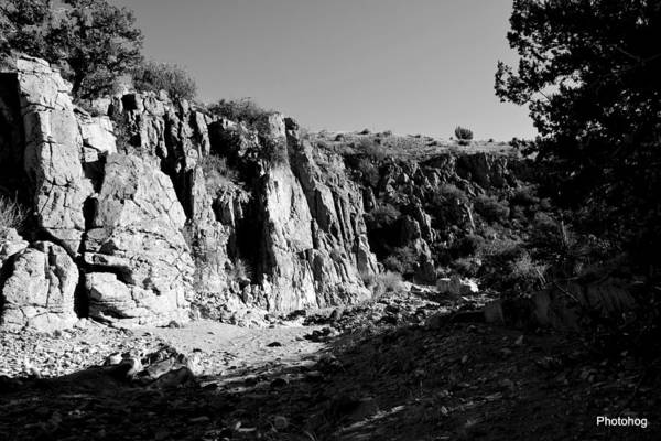 Adam Jones Wall Art - Photograph - Valles Canyon by Adam Jones