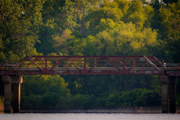 Photograph - Valley Brook Bridge by Jeff Phillippi