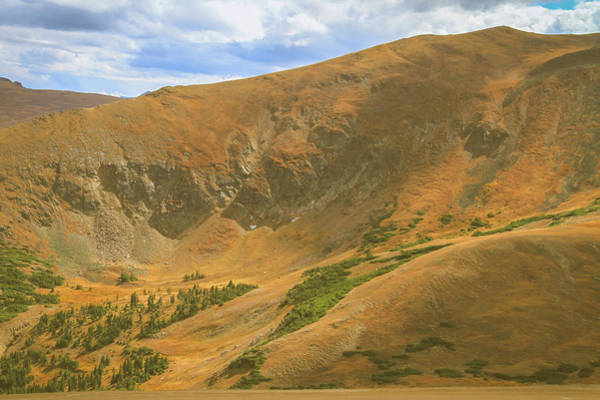 Photograph - Valley From Trail Ridge Road by Dan Sproul