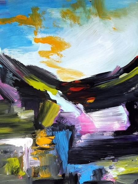 Painting - Valley by Nikki Dalton