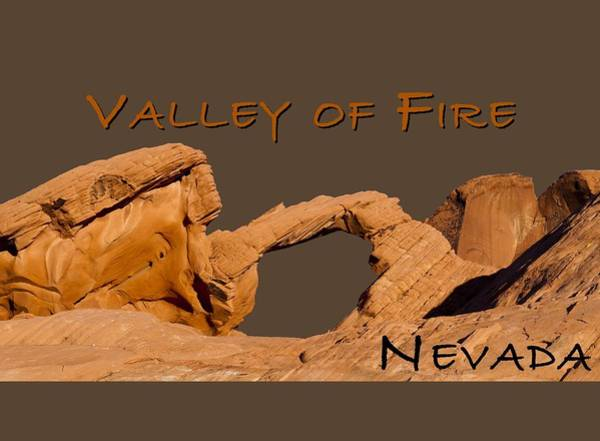 Valley Of Fire State Park Digital Art - Valley Of Fire by Rae Tucker