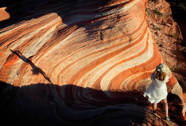 Wall Art - Photograph - Valley Of Fire Xxi by Ricky Barnard