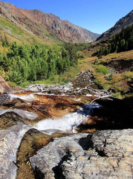 Photograph - Valley Of Streams  by Sean Sarsfield