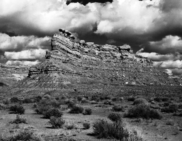 Valley Of The Gods Utah Art Print