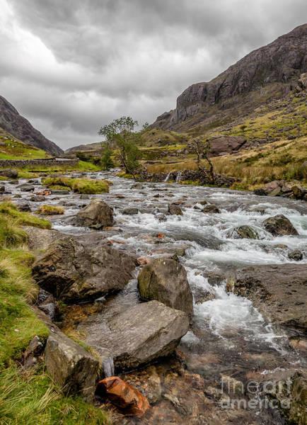 Bethesda Photograph - Valley Stream by Adrian Evans